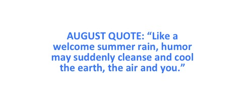 August quote